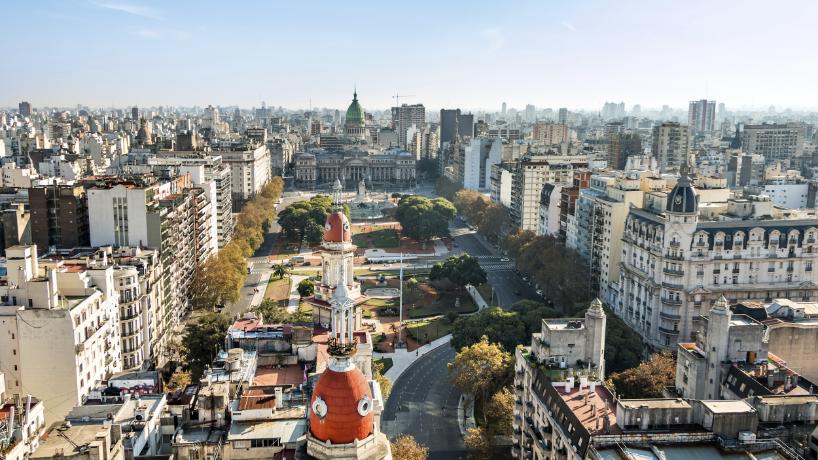 Découvrir Buenos Aires en Argentine