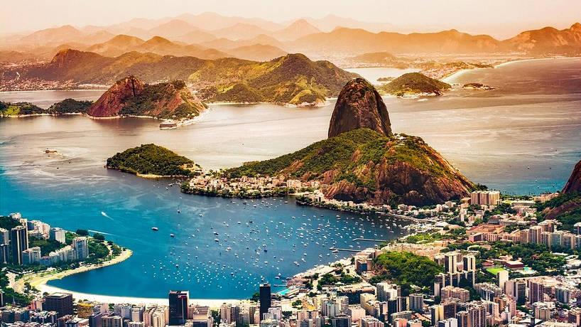 Liste incomplète des choses à faire durant un voyage au Brésil
