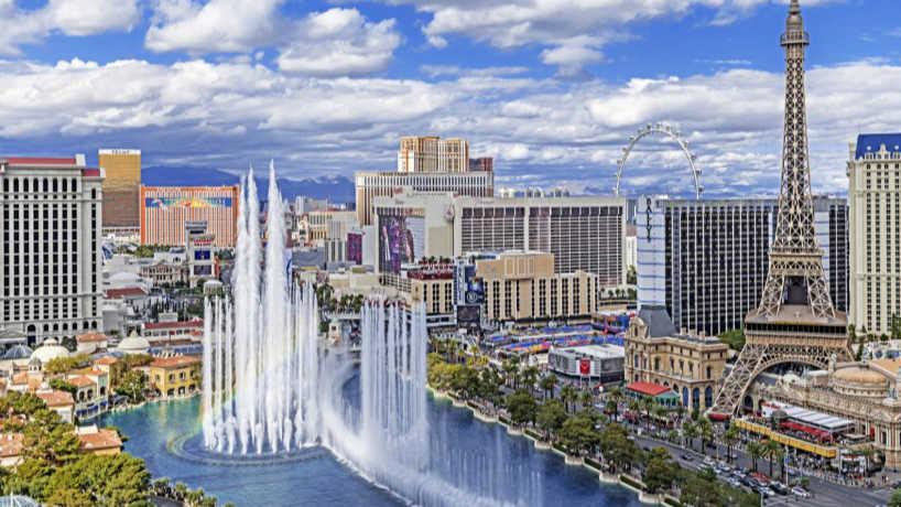 Un week-end à Las Vegas pour enterrement de vie de jeune fille