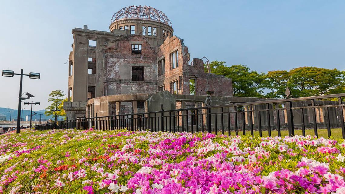 Mémorial de la paix à Hiroshima