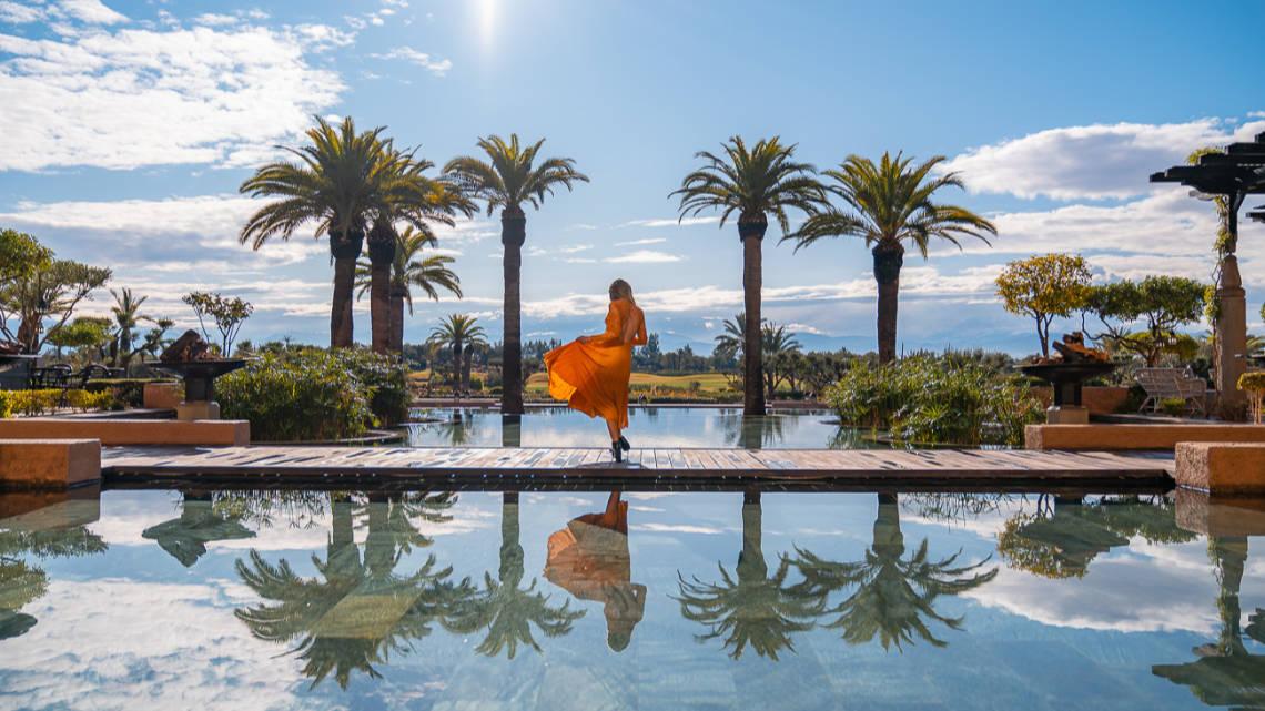 Visiter Marrakech c'est un dépaysement complet