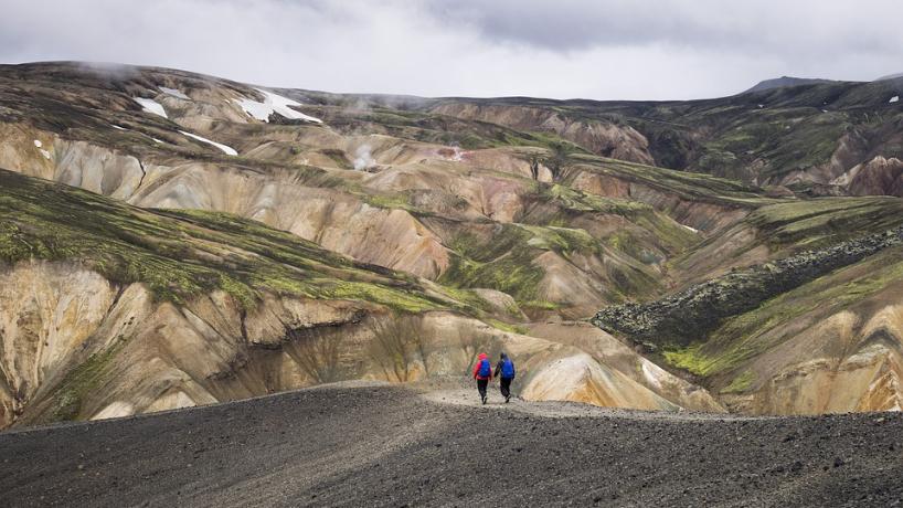 Randonnée en Islande : à la découverte de la beauté du Landmannalaugar