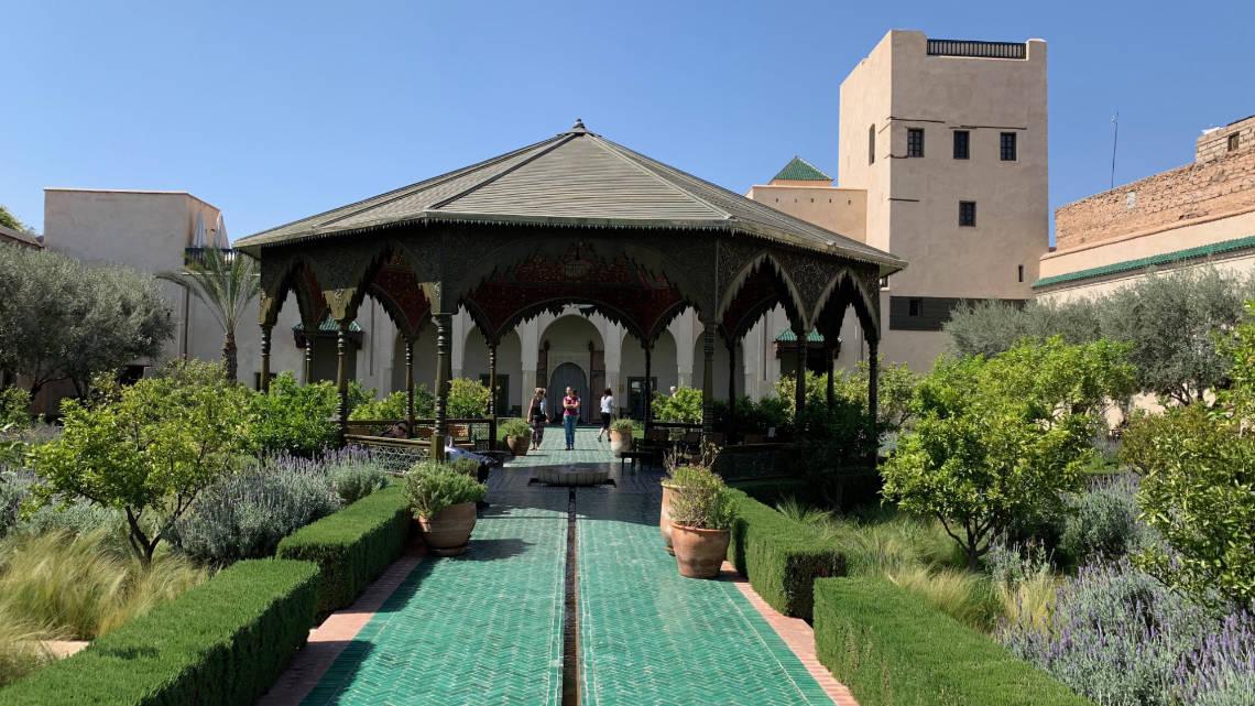 Le jardin secret de Marrakech