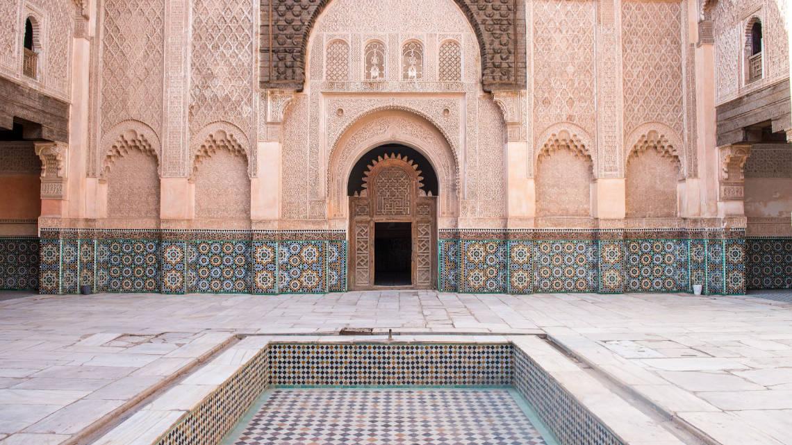 La Medersa est un lieu d'étude du Coran