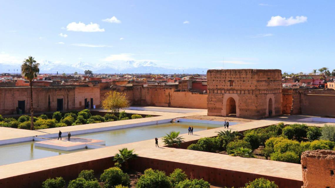 Remparts du palais El badi