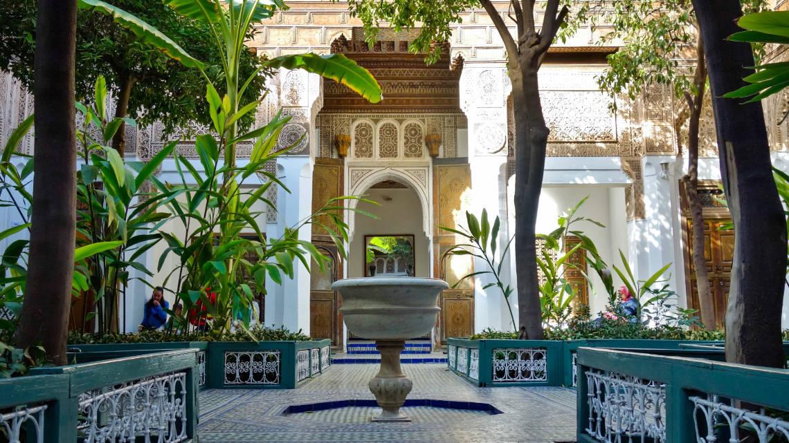 Quels palais visiter à Marrakech ?