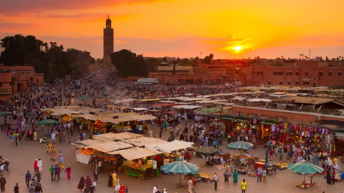 Marrakech, la ville ocre