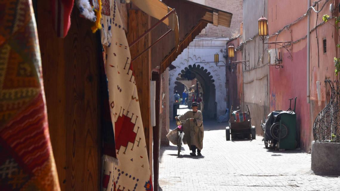 Medina de Marrakech, coeur historique de la ville