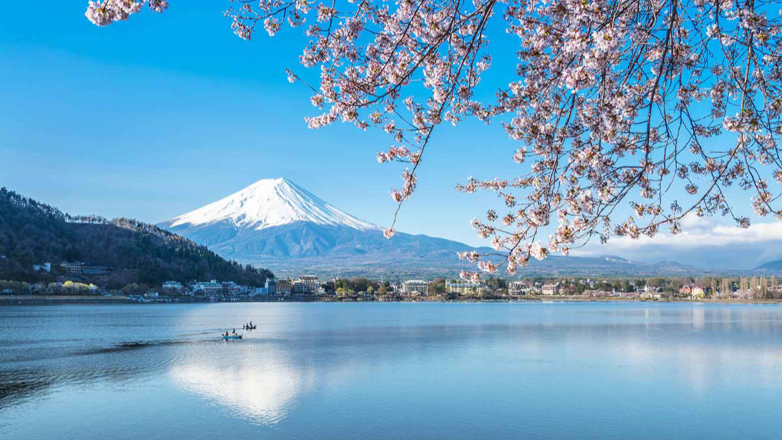 Mont Fuji : le volcan emblématique du Japon
