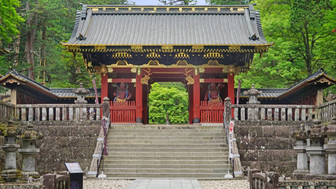 Sanctuaire de Toshogu à Nikko