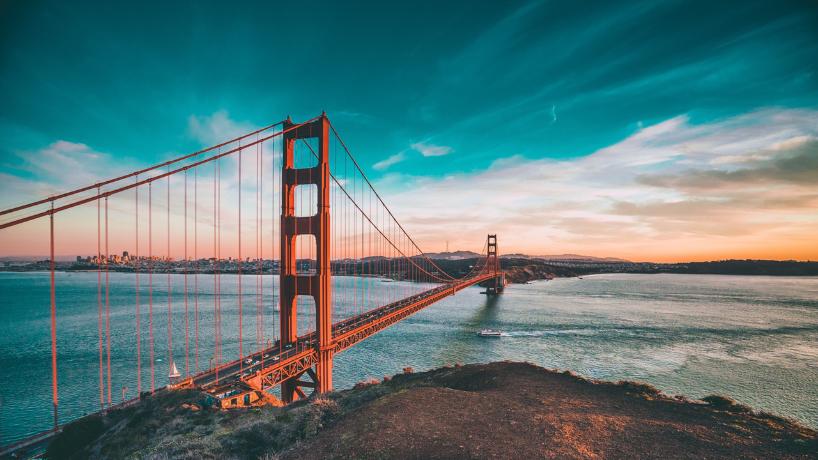 Hello Frisco : Road trip vers San Francisco