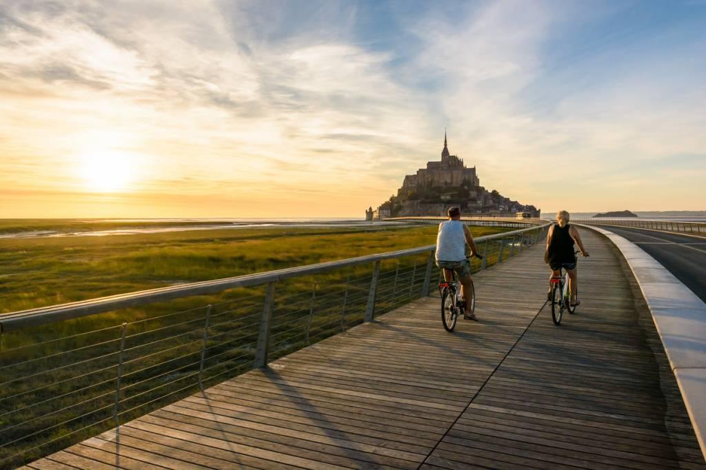 Tourisme Et Bien Etre Dans Le Calvados Pour Les Velocyclistes