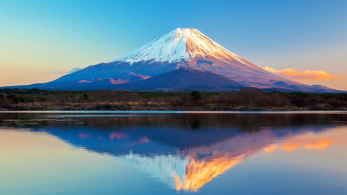 Quand et où voir le Mont Fuji ?