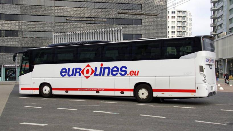 Voyager avec Eurolines à travers l'Europe